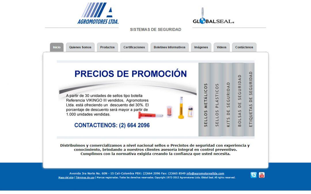 Agromotores Ltda
